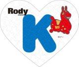 ■ミニパズルハート68ピース:Rody K《廃番商品》