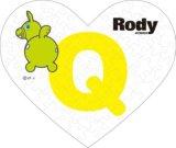■ミニパズルハート68ピース:Rody Q《廃番商品》