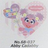 ■ミニパズルハート68ピース:Abby Cadabby(セサミ)《廃番商品》