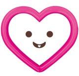 TSUNAGARU+♥(つながるプラスハート)シクラメン(ピンク)《廃番商品》
