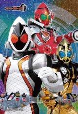 ◆希少品◆ミニパズル70ピース:仮面ライダーフォーゼ ステイツチェンジ《廃番商品》