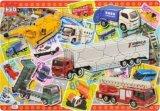 板パズル55ピース:B4パズル トミカ 06《廃番商品》