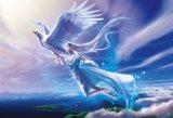 【引上品】◆希少品◆1000ピースジグソーパズル:シャイン オブ ウインド(貴希)《廃番商品》