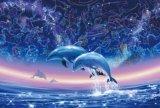 ◆希少品◆1000ピースジグソーパズル:神話の海(マリア)《廃番商品》