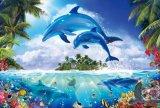 ◆希少品◆1000ピースジグソーパズル:ブルースカイ ジャーニー(マリア)《廃番商品》