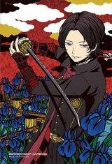 ■プリズムアート70ピースジグソーパズル:刀剣乱舞-ONLINE- 加州清光(菖蒲に八ツ橋)