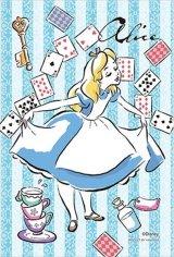 ■プリズムアート70ピースジグソーパズル:ディズニー アリス-Alice-