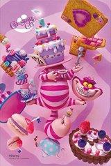 ★30%off★プリズムアート70ピースジグソーパズル:チェシャ猫のパーティ(不思議の国のアリス)