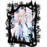 ★32%off★プリズムアート70ピースジグソーパズル:KIRIART(キリアート)-Anna&Elsa(アナ&エルサ)-