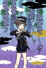 ■プリズムアート70ピースジグソーパズル:刀剣乱舞-ONLINE- 平野藤四郎(藤)