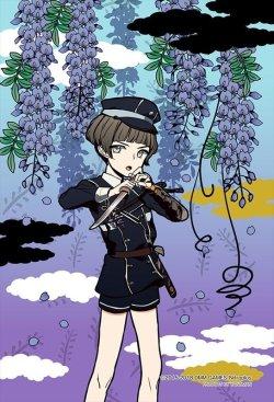 画像1: ★32%off★プリズムアート70ピースジグソーパズル:刀剣乱舞-ONLINE- 平野藤四郎(藤)