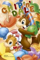 ◆希少品◆プチパズル204ピース:キャンディポット(チップ&デール) 《廃番商品》