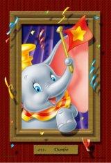 ■プチパズル204ピース:マジカルアートギャラリー ダンボ《廃番商品》