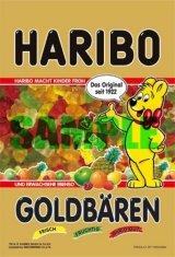 ◆希少品◆プチパズル99ピース:HARIBO ゴールドベア《廃番商品》