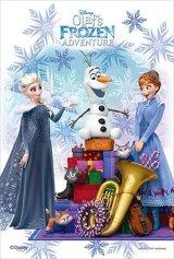 ■プチパズル99ピース:家族の思い出(アナと雪の女王)