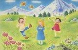 ■1000ピースジグソーパズル:アルプスの少女ハイジ クララが歩いた日《廃番商品》