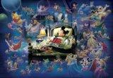■108ピースジグソーパズル:ミッキーのドリームファンタジー〈光るジグソー〉