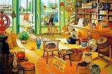 ■1000ピースジグソーパズル:ミスターラッセルの休日《廃番商品》