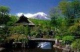 ■1000ピースジグソーパズル:忍野村《廃番商品》