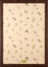 ディズニーアートフィギュアパネル1000ピース用ブラウン(51×73.5cm/10-T)