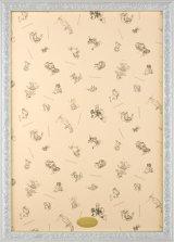 ディズニーアートフィギュアパネル1000ピース用パールホワイト(51×73.5cm/10-T)
