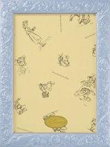 ディズニーアートフィギュアパネル108ピース用パールブルー(18.2×25.7cm/1-ボ)