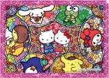 165ピース:クリスタルパズル サンリオ ステンドグラスミュージカル