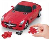 カーパズル3D メルセデスベンツ/SLS AMG GT