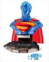ジグソーパズル3D スーパーマン・クリア
