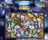 ■アートクリスタル1000ピースジグソーパズル:ポケットモンスター 伝説のポケモン