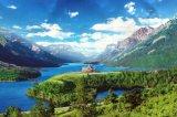 ■1000ピースジグソーパズル:ウォータートン・グレーシャー国際平和自然公園[アメリカ/カナダ]《廃番商品》