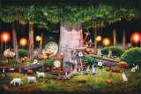 【引上品】■1000ピースジグソーパズル:森の時間(楠田諭史)《廃番商品》