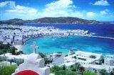 【引上品】■1500スモールピースジグソーパズル:エーゲ海の楽園 ミコノス《廃番商品》