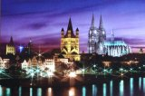 ◆希少品◆1500+400スモールピースジグソーパズル:ケルン大聖堂II[ドイツ]《廃番商品》