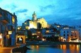 ■1500+400スモールピースジグソーパズル:地中海の港町 カダケス-スペイン《廃番商品》