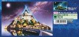 ■2016ベリースモールピースジグソーパズル:輝くモン・サン・ミシェル-フランス