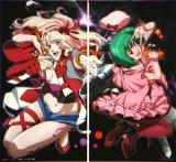 アートスタンドパズル 二人の歌姫(マクロスF)《カタログ落ち商品》