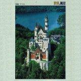 ★32%off★300ピースジグソーパズル:ノイシュバンシュタイン城-ドイツ