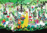 ■108ピースジグソーパズル:僕たちの絆でつなぐ花冠(ホラグチカヨ)《廃番商品》