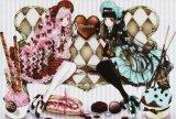 ■108ピースジグソーパズル:チョコレート(しいたけ)《廃番商品》
