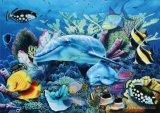 ◆希少品◆108ピースジグソーパズル:マザーズ ミラクルII(CRラッセン)《廃番商品》