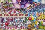 ◆希少品◆300ピースジグソーパズル:PEANUTS/スヌーピー ピーナッツカーニバル《廃番商品》