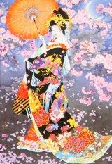 ■1053スーパースモールピースジグソーパズル:桜(春代)《廃番商品》