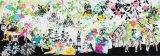 ■420スモールピースジグソーパズル:音の流れる街(ホラグチカヨ)