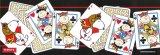 ■420スモールピースジグソーパズル:PEANUTS/スヌーピー プレイングカード《廃番商品》