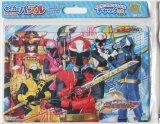 板パズル65ピース:ケースつきB4パズル65P 手裏剣戦隊ニンニンジャー A柄《廃番商品》