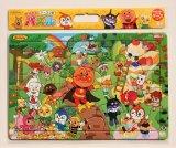 板パズル30ピース:B4パズル セイカのケースつきパズルしようよ30P-K柄 アンパンマンとフルーツパーティ それいけ!アンパンマン