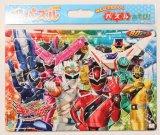 板パズル80ピース:B4パズル セイカのパズル80P 魔進戦隊キラメイジャー B柄