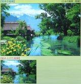 ◆希少品◆1000ピースジグソーパズル:安曇野の水車小屋-長野《廃番商品》