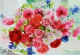 ■プリズムアート216ピースジグソーパズル:シャイニーピンク